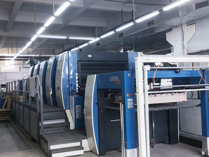 KBA162 offset printing machine