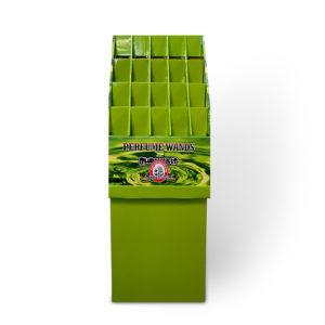 custom retail floor display bin